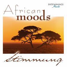 African Moods - CD Audio di Traumklang