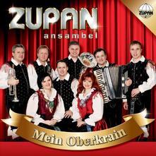 Mein Oberkrain - CD Audio di Ansambel Zupan