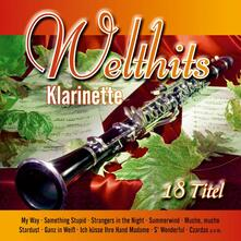 Welthits-Klarinette - CD Audio