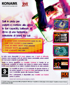 Videogioco Dancing Stage Megamix PlayStation2 1