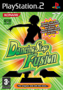 Videogioco Dancing Stage Fusion PlayStation2 0