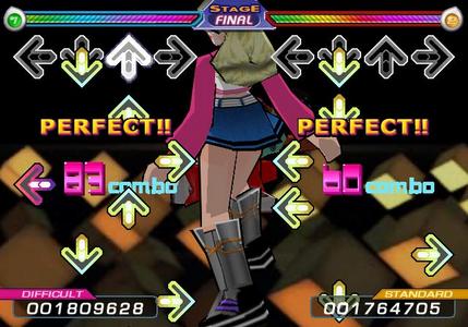 Videogioco Dancing Stage Fusion PlayStation2 1