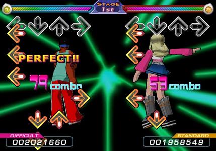 Videogioco Dancing Stage Fusion PlayStation2 2