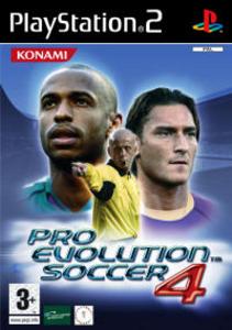 Videogioco Pro Evolution Soccer 4 PlayStation2 0