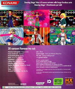 Videogioco Dancing Stage Max PlayStation2 2
