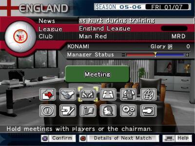 Pro Evolution Soccer Management - 2