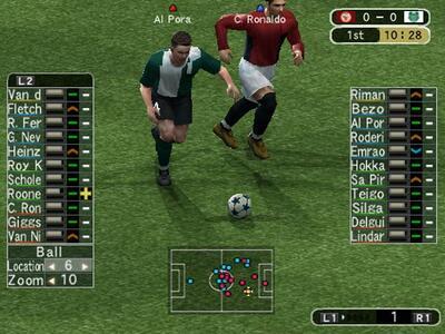 Pro Evolution Soccer Management - 6