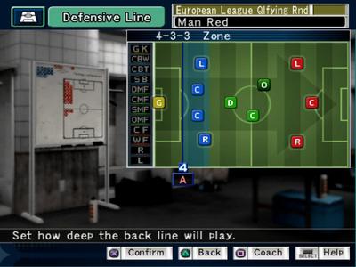 Videogioco Pro Evolution Soccer Management PlayStation2 6