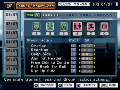 Videogioco Pro Evolution Soccer Management PlayStation2 9