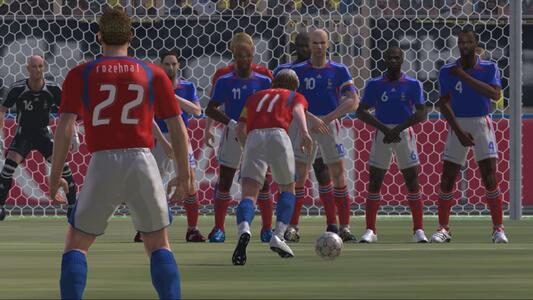 Pro Evolution Soccer 6 - 7