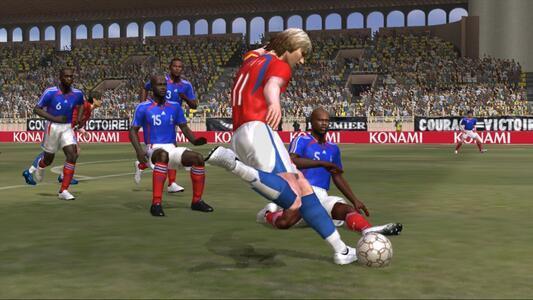 Pro Evolution Soccer 6 - 9
