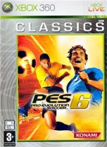 Videogioco Pro Evolution Soccer 6 Classic Xbox 360 0