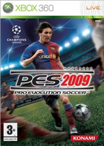 Videogioco Pro Evolution Soccer 2009 Xbox 360 0