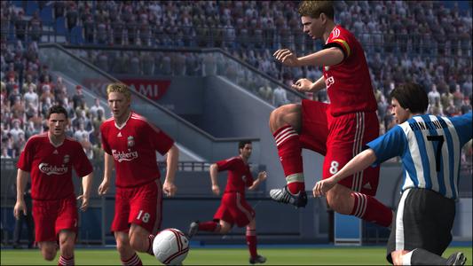 Videogioco Pro Evolution Soccer 2009 Xbox 360 9