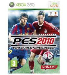 Konami Pro Evolution Soccer 2010 - X360