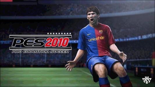 Pro Evolution Soccer 2010 - 11