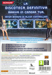 Videogioco DanceEvolution Xbox 360 7