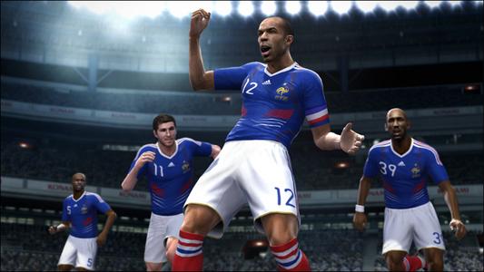 Videogioco Pro Evolution Soccer 2011 Classic Xbox 360 3