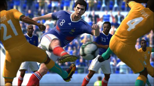 Videogioco Pro Evolution Soccer 2011 Classic Xbox 360 4