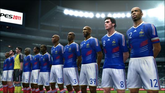 Videogioco Pro Evolution Soccer 2011 Classic Xbox 360 6