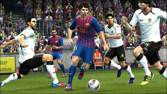 Pro Evolution Soccer 2013 - 9