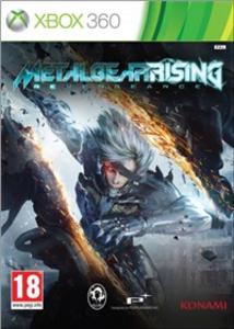 Videogioco Metal Gear Rising: Revengeance Xbox 360 0