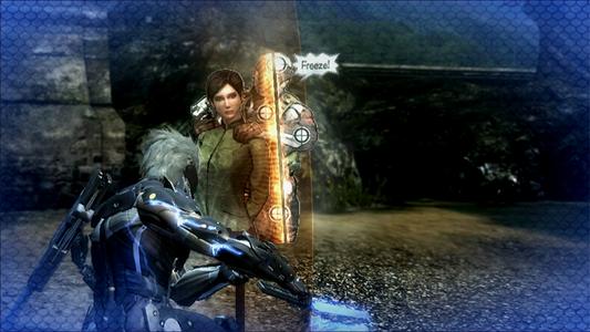 Videogioco Metal Gear Rising: Revengeance Xbox 360 6