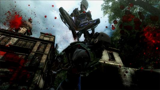 Videogioco Metal Gear Rising: Revengeance Xbox 360 7