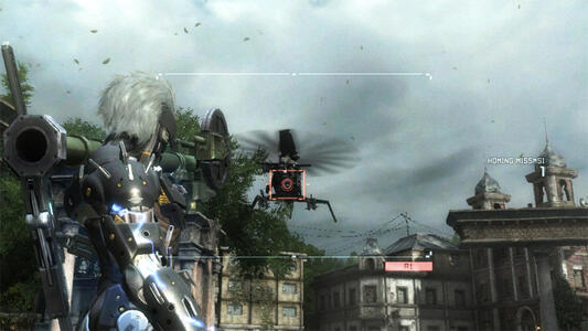 Metal Gear Rising: Revengeance - 11