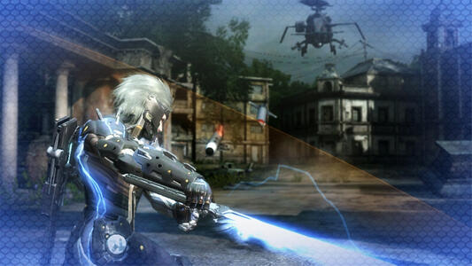 Metal Gear Rising: Revengeance - 12