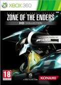 Videogiochi Xbox 360 Zone of Enders & Anubis HD Collection
