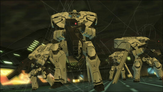 Videogioco Zone of Enders & Anubis HD Collection Xbox 360 2