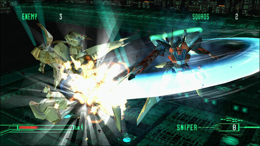 Videogioco Zone of Enders & Anubis HD Collection Xbox 360 6