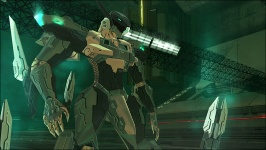 Videogioco Zone of Enders & Anubis HD Collection Xbox 360 8