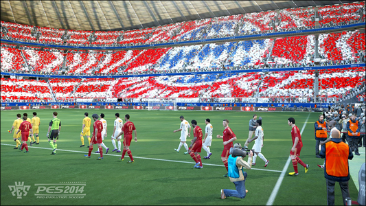 Videogioco Pro Evolution Soccer 2014 (PES) Xbox 360 1