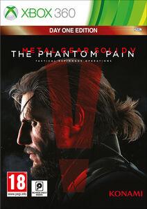 Videogioco Metal Gear Solid V: The Phantom Pain Day One Edition Xbox 360