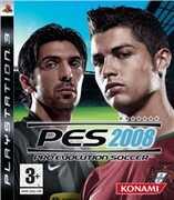 Videogiochi PlayStation3 Pro Evolution Soccer 2008