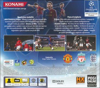 Videogioco Pro Evolution Soccer 2009 PlayStation3 10