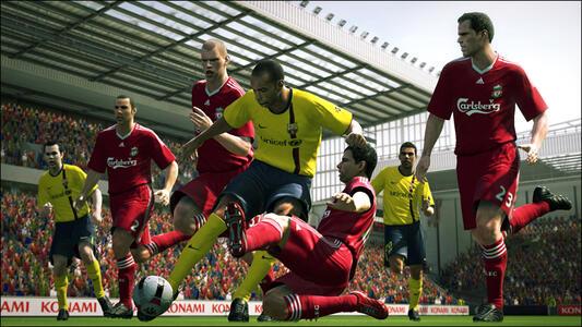 Pro Evolution Soccer 2010 - 5
