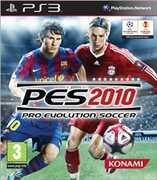 Videogiochi PlayStation3 Pro Evolution Soccer 2010