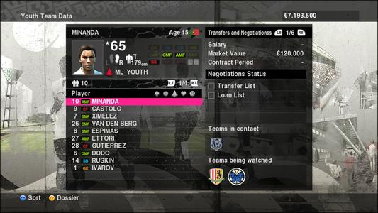 Videogioco Pro Evolution Soccer 2010 PlayStation3 9