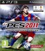 Videogiochi PlayStation3 Pro Evolution Soccer 2011