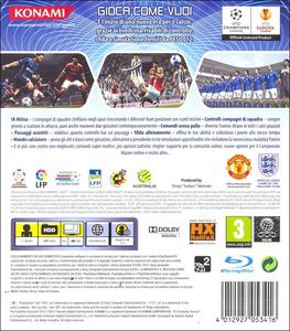 Videogioco Pro Evolution Soccer 2012 PlayStation3 10
