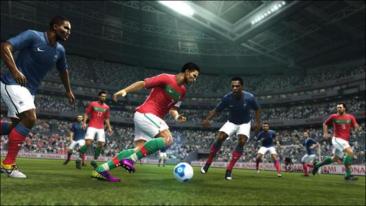 Pro Evolution Soccer 2012 - 13