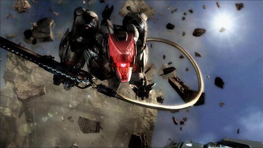Metal Gear Rising: Revengeance - 4
