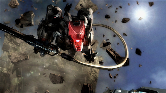 Videogioco Metal Gear Rising: Revengeance PlayStation3 1