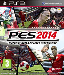 Sony Pro Evolution Soccer 2014 - PS3
