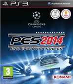 Videogiochi PlayStation3 Pro Evolution Soccer 2014 (PES)