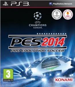 Videogioco Pro Evolution Soccer 2014 (PES) PlayStation3 0