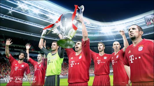 Videogioco Pro Evolution Soccer 2014 (PES) PlayStation3 2